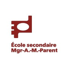Logo École secondaire Mgr-A-M.-Parent