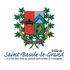 Logo Saint-Basile-Le-Grand