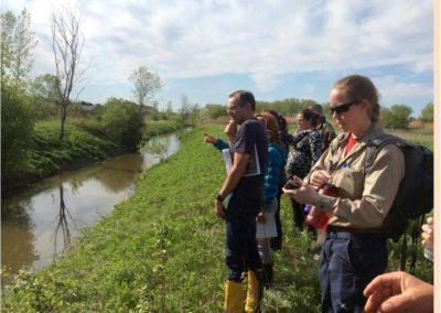 Une visite du ruisseau Massé